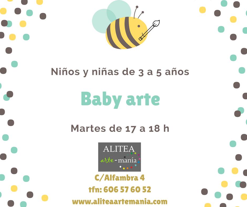 baby arte