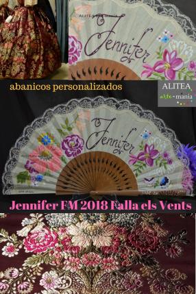 Jennifer FM 2018 Falla el s Vents
