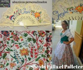 Sheyla Falla el Palleter