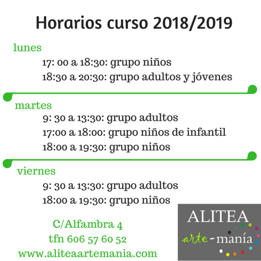 Horarios curso 20182019 (1)