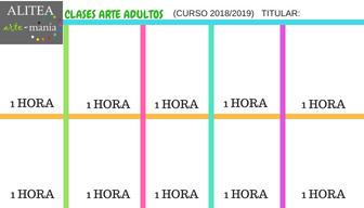 TARJETA CLASES ADULTOS